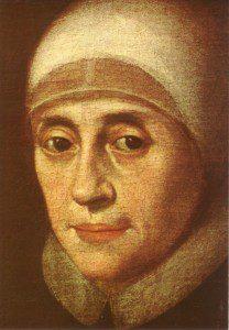 Mary Ward Augsburg Portrait