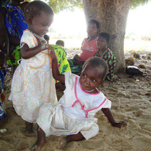 Zambia - Baby Milk