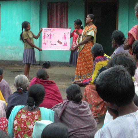 Collective Voices - health outreach