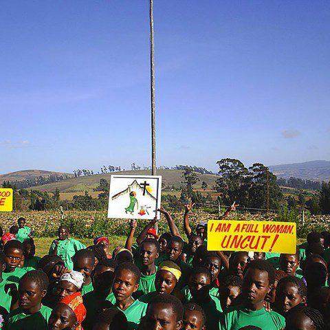 anti-FGM-demonstrations