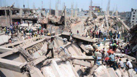 Ranza Plaza Collapse
