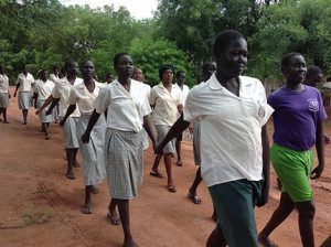 abuk-with-her-school-friends-at-marching-practice-for-indepndence-day-they-march-swigning-only-their-target-arms-their-left-arms-are-free-to-carry-their-guns